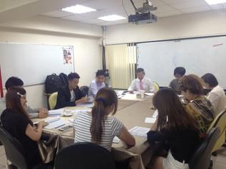 iCAP美甲、美睫一級職能導向課程-一次專家會議
