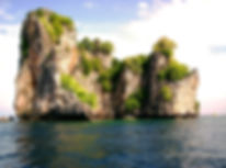 Bida Nok, site de plongée | Koh Phi Phi, Thaïlande
