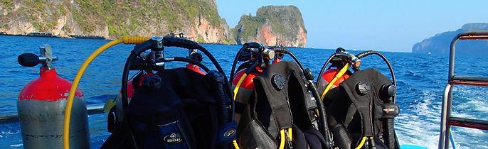 équipement de plongée | Koh Phi Phi