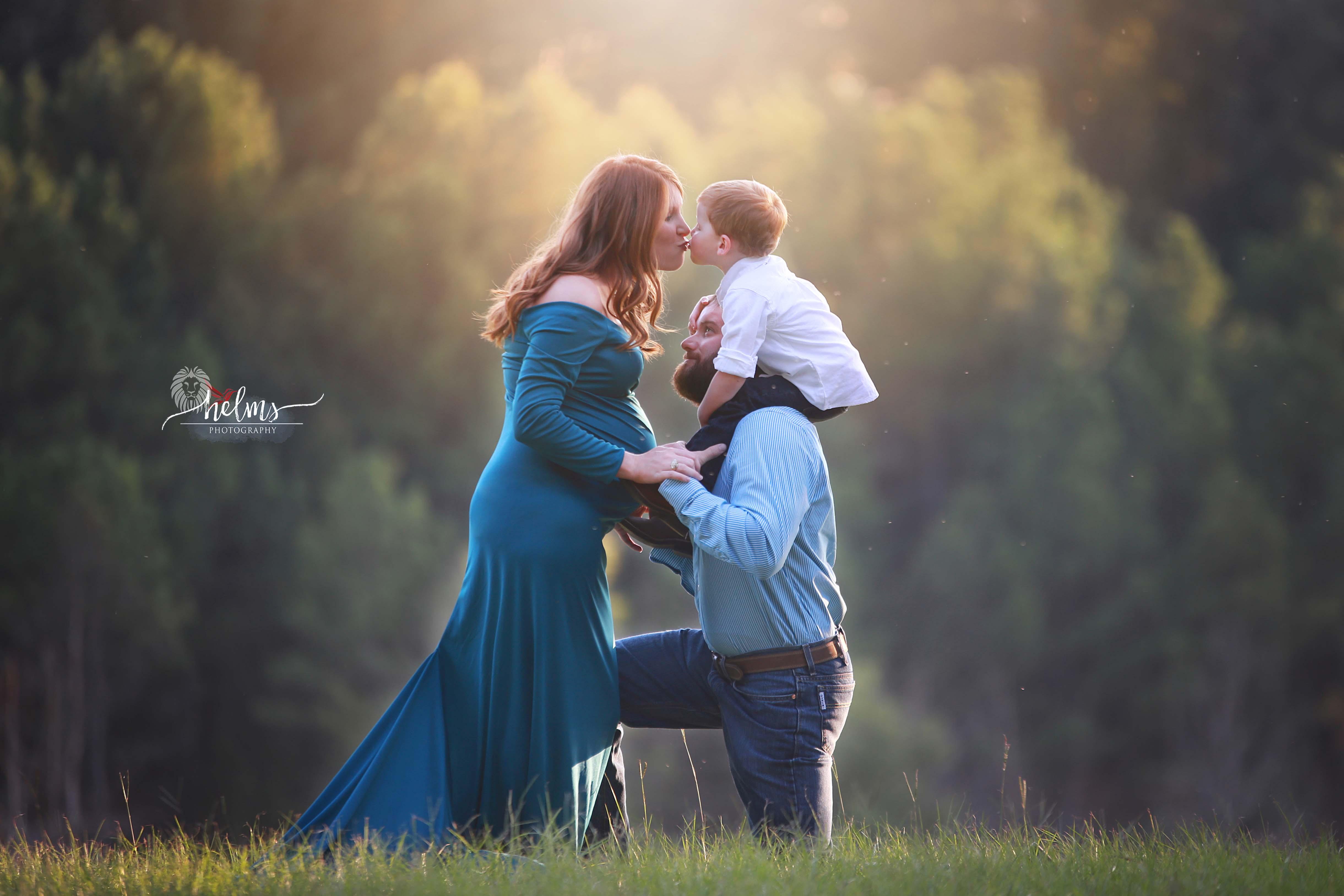 Outdoor Maternity Photography Texarkana, Texas