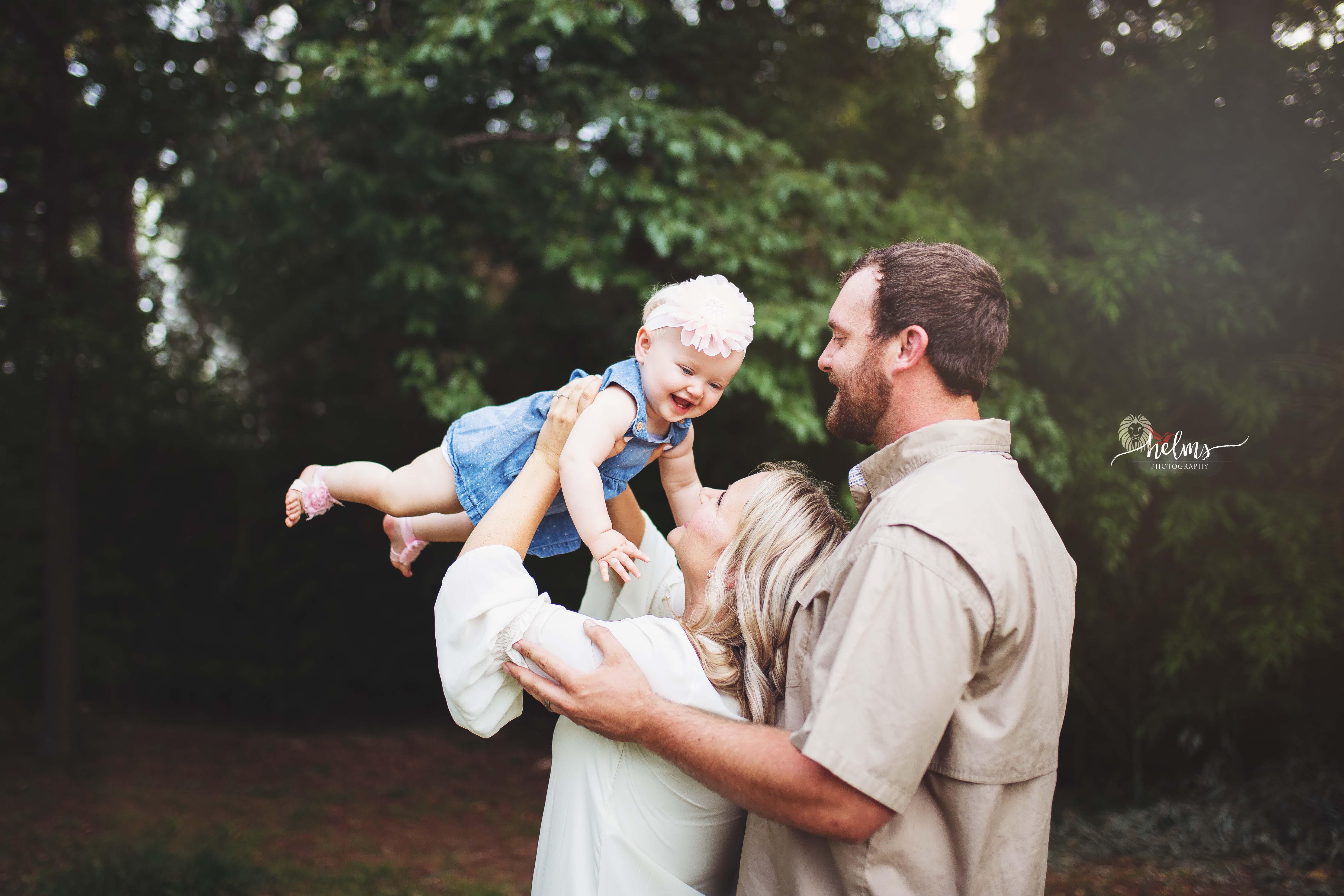 Outdoor Family Photography Texarkana, Texas