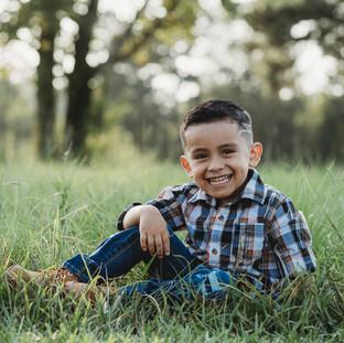 Outdoor Milestone Studio Photography Texarkana, Texas