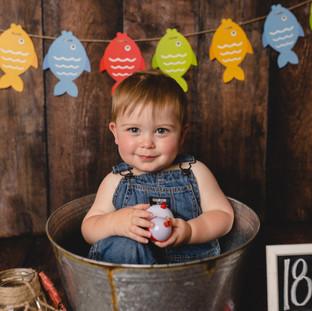 Milkbath Milestone Studio Photography Texarkana, Texas