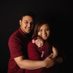 Family Newborn Studio Photographer Texarkana, Texas