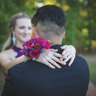 Outdoor Prom Photography Bringle Lake Texarkana, Texas