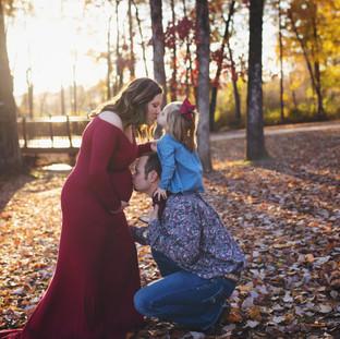 Fall Outdoor Maternity Photography Texarkana, Texas