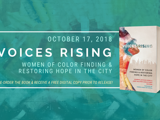 Announcing Our Newest Title: Voices Rising