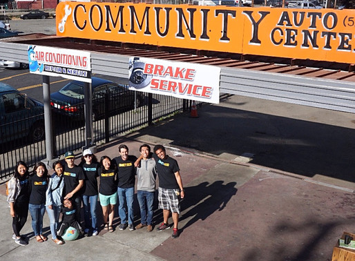 Creating Community through Relationship One Car at a Time