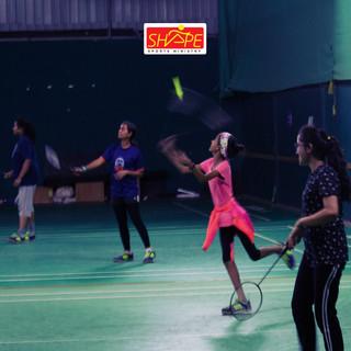 Sports Ministry, Fitness, Fellowship, Badminton