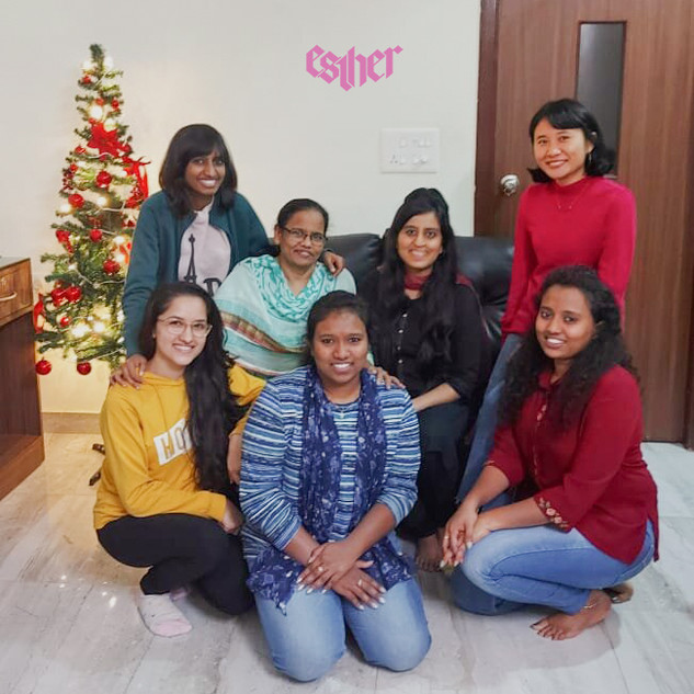 Esther, Women's Minsitry, Fellowship