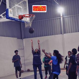 Sports Ministry, Fitness, Fellowship, Basketball