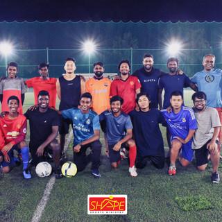 Sports Ministry, Fitness, Fellowship, Football