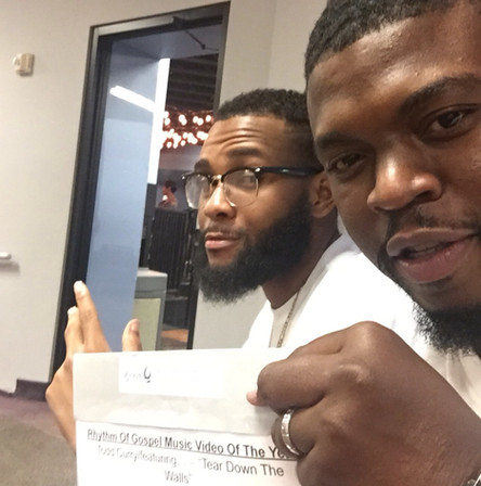 video of the year envelope