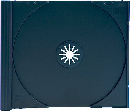 CD Tray Black