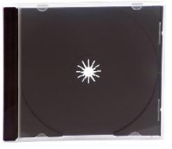 CD Jewel Case Sets (CD Jewel Case + Black Tray)