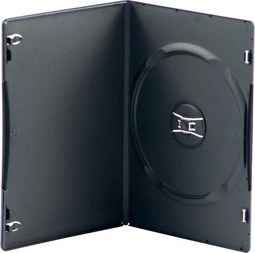 Slimline Single DVD Box (D1SB)