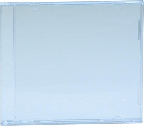 CD Jewel Case - No tray