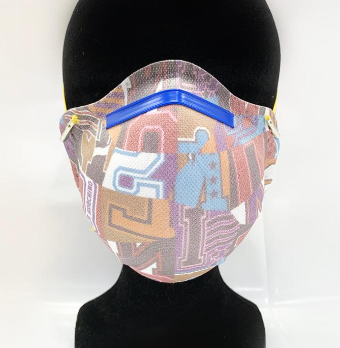Maschera facciale per la collettività non ad uso medicale