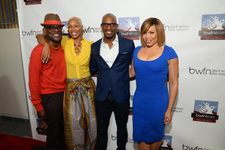 TC Caron, Tisha Campbell, Charmin Lee, black women in film, celebrity news