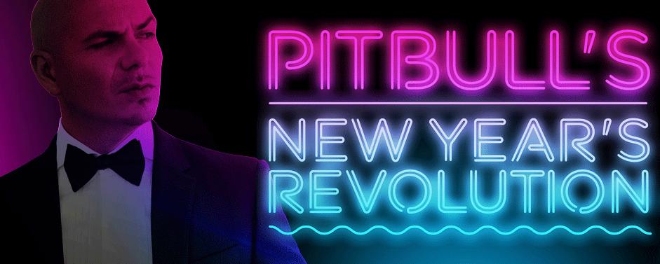 Pitbull's New Year's Eve Revolution 2016 in Miami
