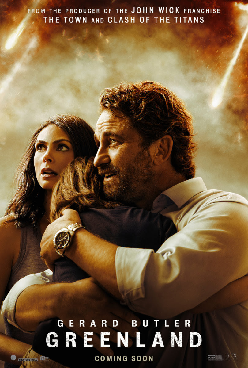gerard butler, greenland, john garrity, john wick franchise, the town, clash of the titans, new movie, 2020 film, 2020 movie