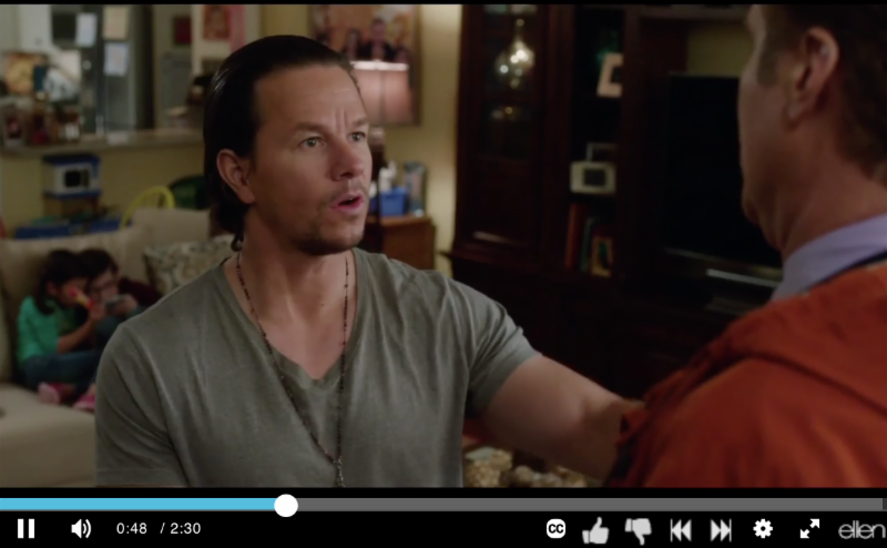 'DADDY'S HOME' STARRING WILL FERRELL & MARK WAHLBERG IS IN THEATERS CHRISTMAS DAY!
