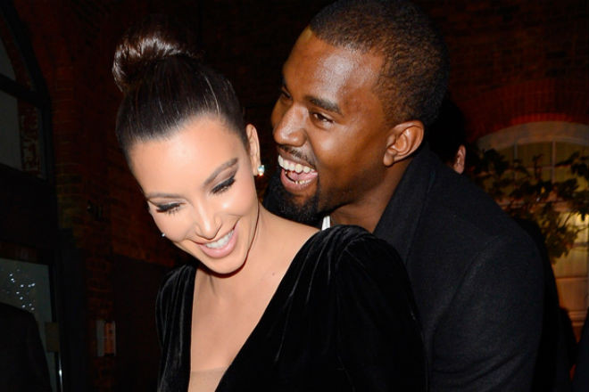 The World Welcomes Baby Kimye!  But What Will They Name Him?
