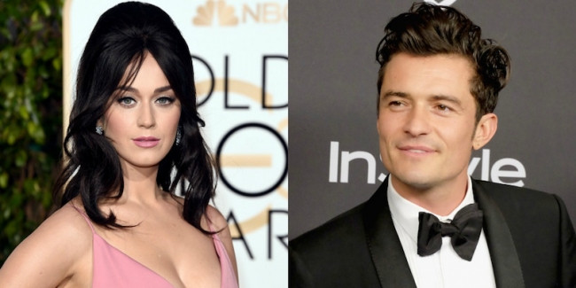 Katy Perry and Orlando Bloom Return Back From Awesome Trip to London