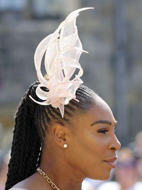 serena williams, royal wedding, windsor palace, meghan markle