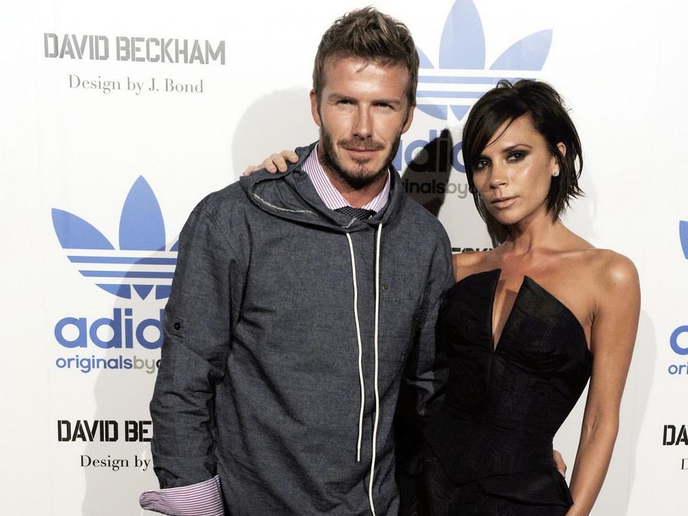 Victoria Beckham Gets Bailed Out By Husband David Beckham