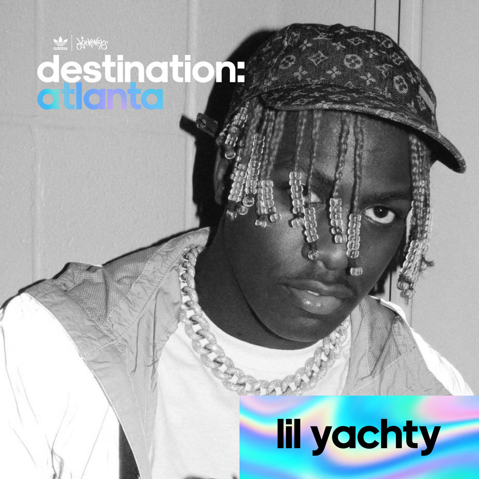 "Lil Yachty To Headline Journeys And Adidas Originals' Free Music Festival ""Destination: Atl"