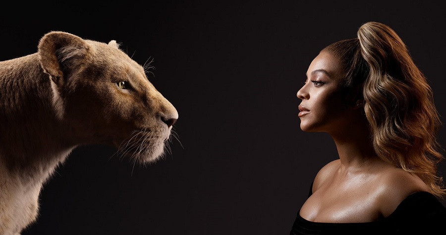 beyonce, nala, lion king, wearable art gala