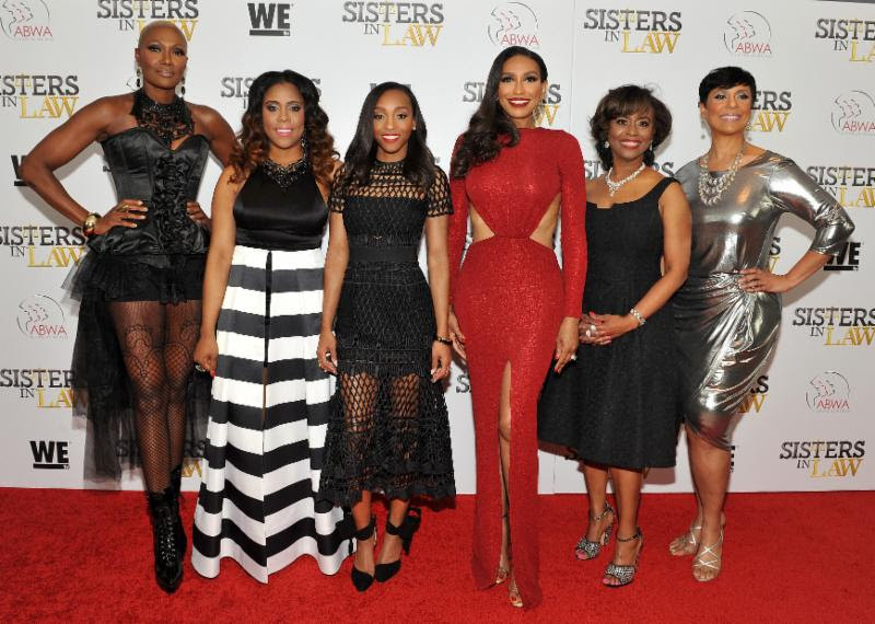 sisters in law, celebrity news, entertainment lifestyle, we tv