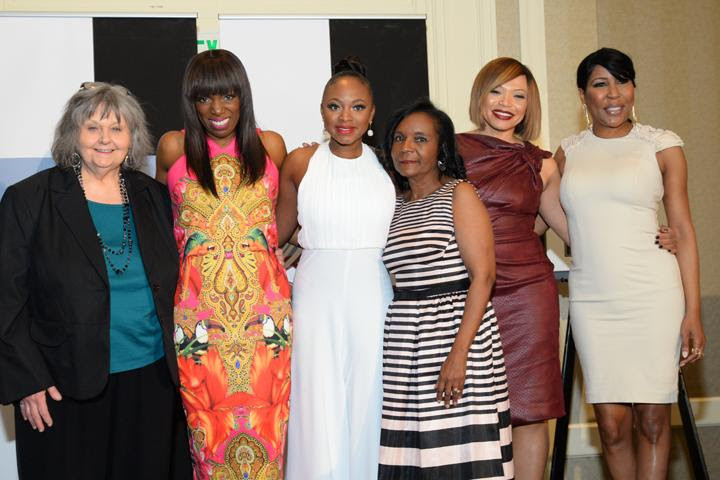 black women in film network, naturi naughton, ebony steele, tisha campbell