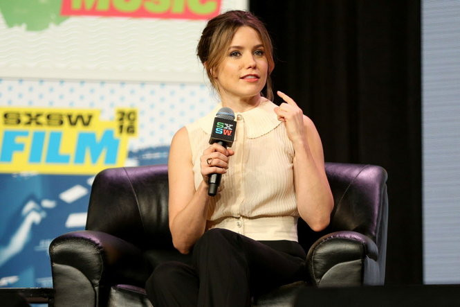 sophia bush, sxsw arts festival, michelle obama,