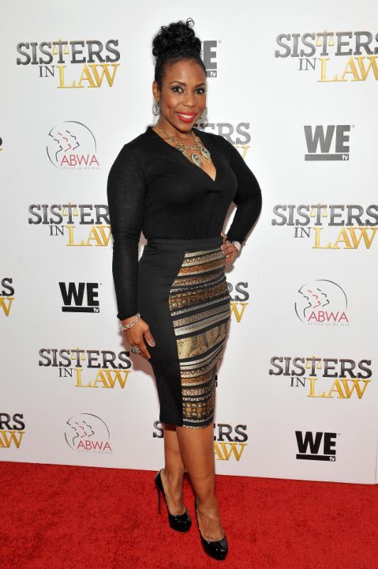 Judge Lauren Lake, sisters in law, we tv