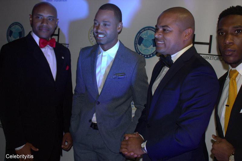 Pics: City of Miami Commissioner Keon Hardemon & E News Anchor Terrence J Celebrate Miami's