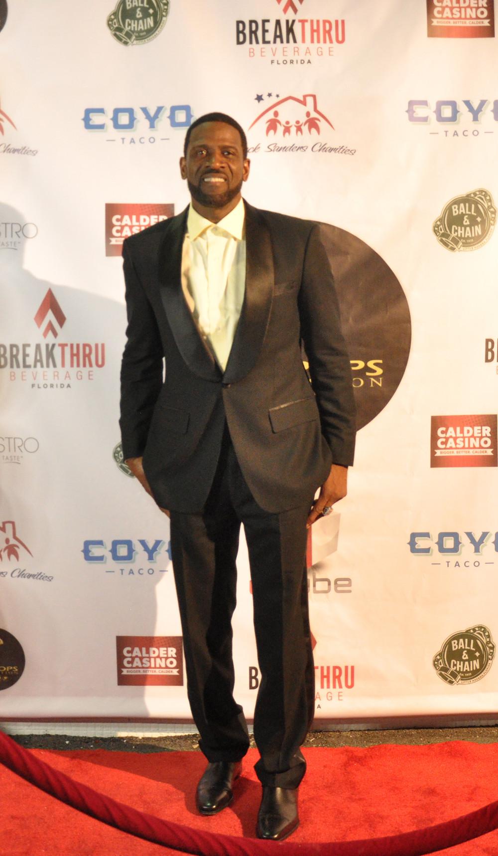 dwyane Wade Sr., 1st annual propops foundation, celebrity news