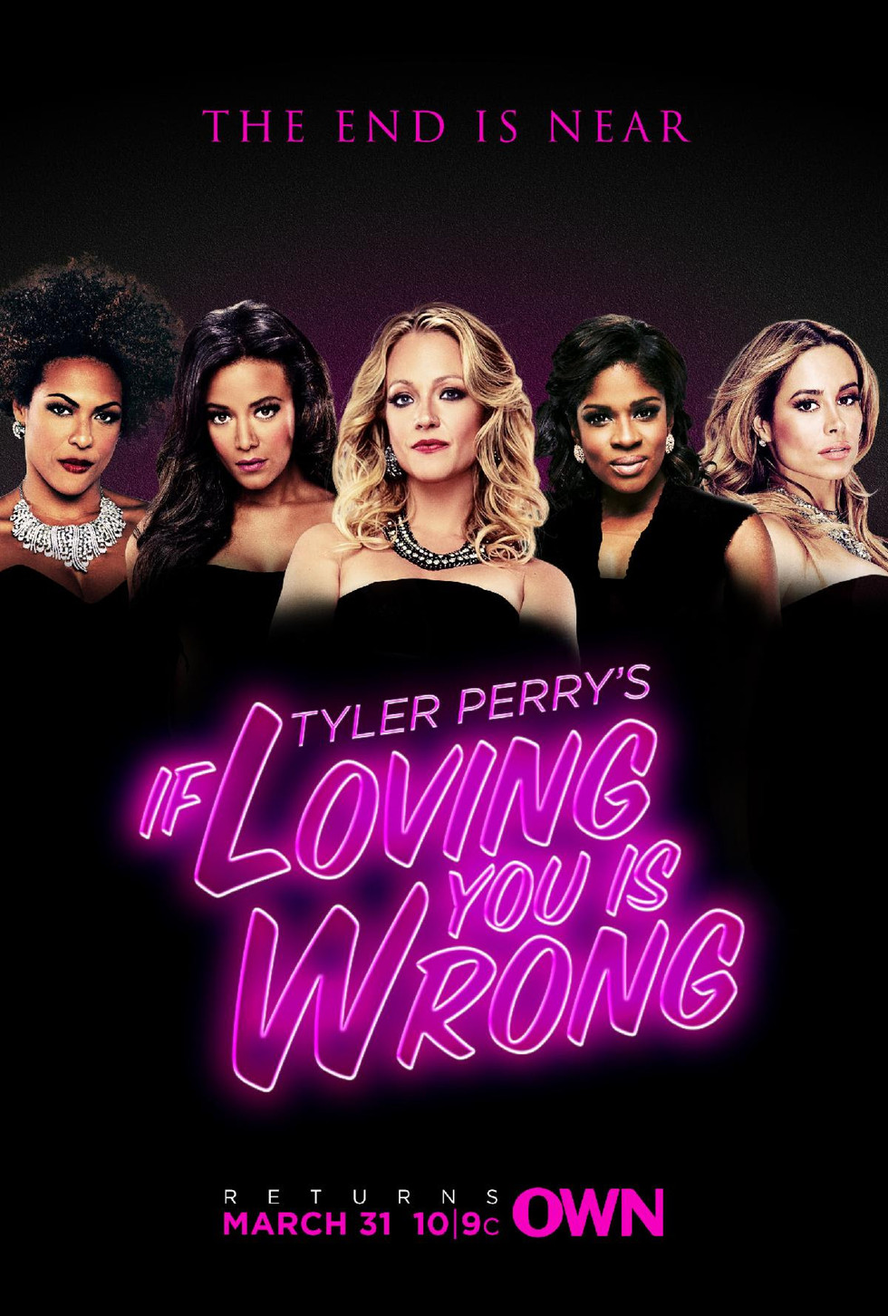 """Tyler Perry's """"If Loving You is Wrong"""" Season Five Premiere to Air Tuesday March 31 At"""