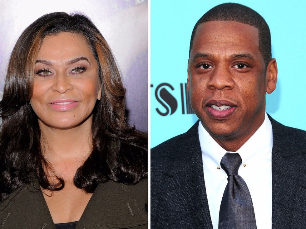 Tina Knowles Admits that Jay Z is the Son She Never Had