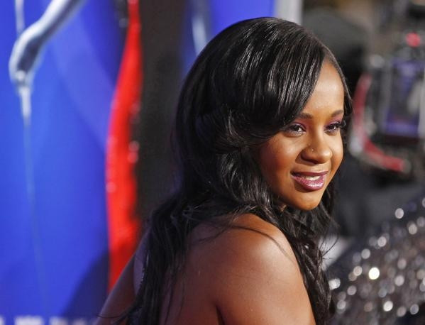 celebrity news bobbi kristina