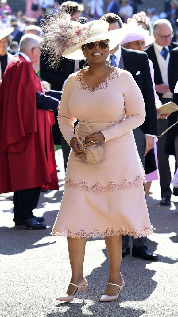 oprah winfrey, royal wedding, duchess of sussex, duke of sussex, meghan markle, prince harry, windsor palace