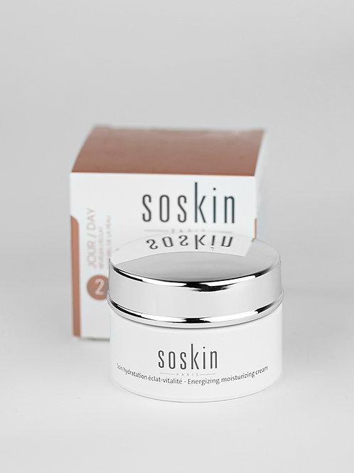 Soskin Energizing Moisturizing Cream