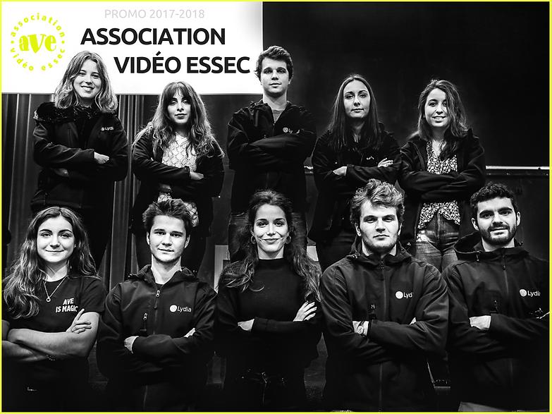 Association Vidéo Essec