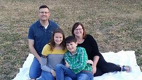 Tim Miller's family photo