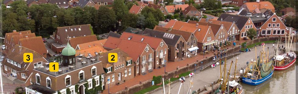 Lage Häuser