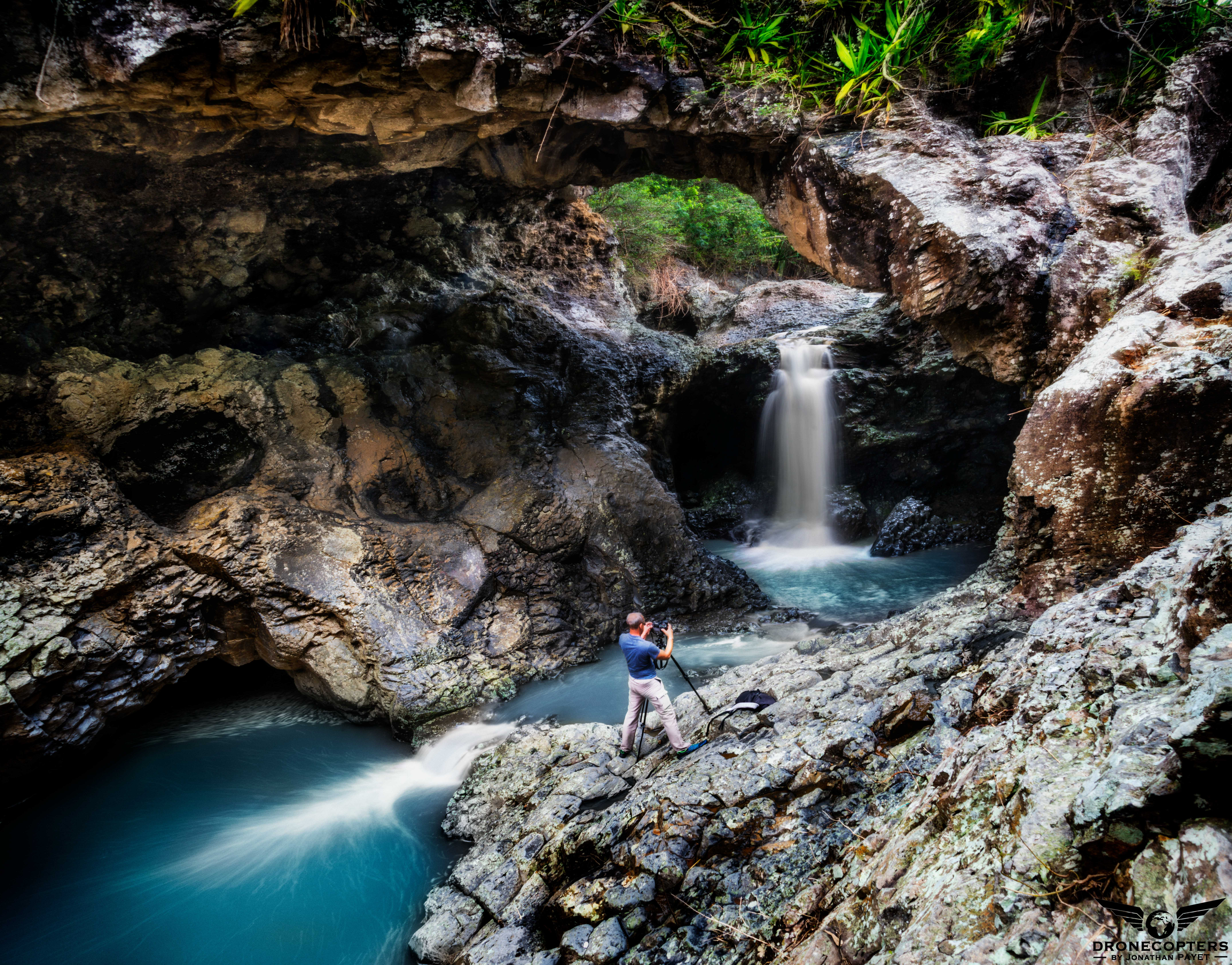 cascade la grotte 4