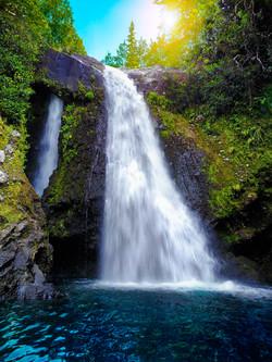 cascade bassin boeuf