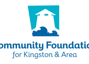 Community Foundation for Kingston & Area Grant Received for 2019 Summer Camps