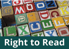 Podcasts about the Right to Read Inquiry with Ontario Human Rights Commissioner